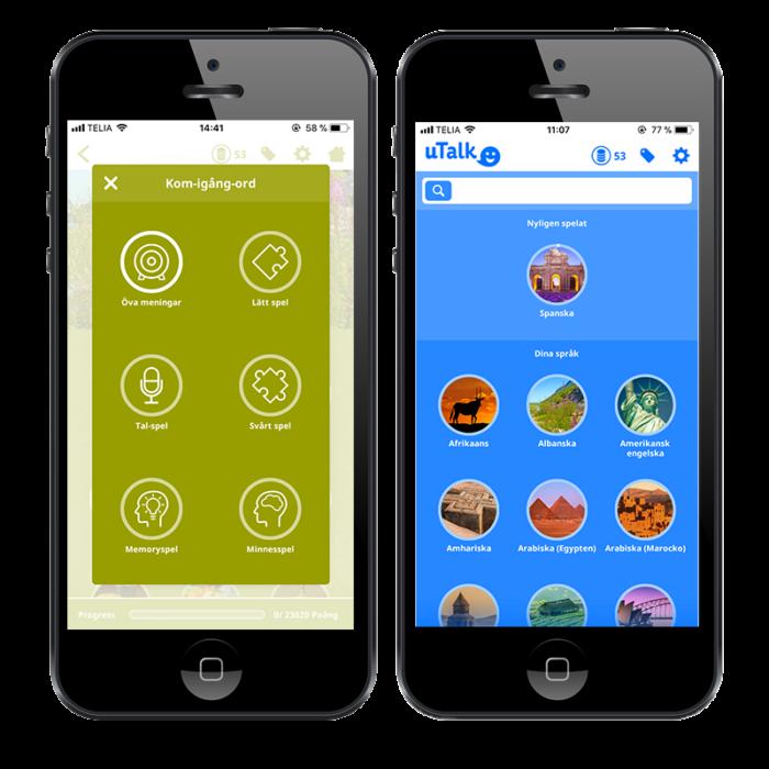 uTalk mobile